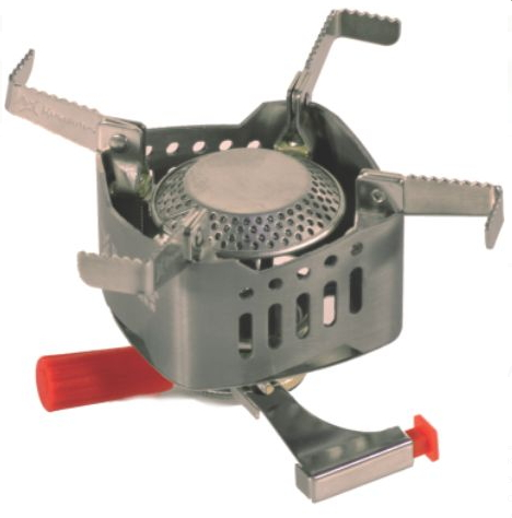 Горелка газовая СЛЕДОПЫТ Энергия АтомаГорелки<br>Самая производительная горелки в своем <br>классе. Конструкция корпуса обеспечивает <br>высокие прочностные свойства горелки, пьезоэлектрический <br>розжиг обеспечивает стабильный запуск, <br>а откидные лапки плиты позволяют использовать <br>посуду с диаметром до 20 см. и объемом до <br>5 литров. Этого вполне достаточно для приготовления <br>пищи на 4-х человек. Горелка оснащена ветрозащитным <br>поясом, который предотвращает задувание <br>пламени сильными порывами ветра, а увеличенный <br>диаметр горелки обеспечивает равномерное <br>прогревание всей нижней поверхности посуды. <br>Для питания плиты используются газовые <br>смеси в баллонах с резьбовым клапаном (FG-230 <br>и FG-450), кроме того возможно подключение <br>плиты к цанговому газовому баллону (FG-220) <br>через переходник PF-GSA-02 (приобретается отдельно). <br>ХАРАКТЕРИСТИКИ: Мощность горелки: 3,5 кВт. <br>Диаметр горелки: 50 мм. Вес горелки: 270 гр. <br>Вес горелки вместе с кейсом: 325 гр. Размеры <br>в походном положении: 85 х 85 х 95 мм. Макс. диаметр <br>используемой посуды: 200 мм. Максимальная <br>вертикальная нагрузка: 5 кг (5 л. воды).<br>