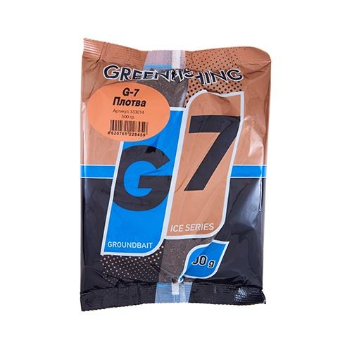 Прикормка Зим. Gf G-7 Уклейка 0.5КгПрикормки<br>Прикормка зим. GF G-7 Уклейка 0.5кг уп.0,5кг<br><br>Сезон: зима