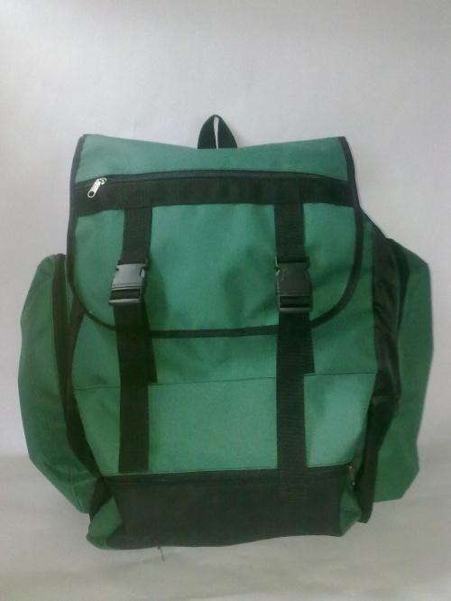 Рюкзак Турист 40 литров PolyesterРюкзаки<br>Удобный, компактный рюкзак однодневник. <br>Материал: прочная капроновая ткань (Polyester) <br>с мягкой спинкой из изолона.<br><br>Сезон: все сезоны<br>Материал: Полиэстер