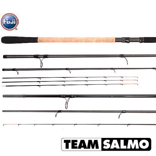 Удилище Фидерное Team Salmo Energy Feeder 130 3.90