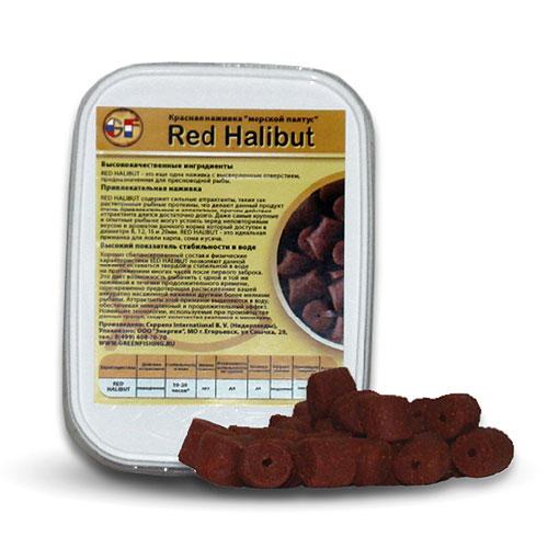 Насадка Gf Red Halibut 14Мм 0.280ЛНасадки<br>Насадка GF RED HALIBUT 14мм 0.280л разм. 14мм/ вес 0,28кг. <br>Red Halibut — это еще одна наживка с «высверленным» <br>отверстием, предназначенная для пресноводной <br>рыбы. Это идеальная приманка для ловли карпа, <br>сома и усача. В ее состав входят рыбная мука <br>из морских рыб, мука из ракообразных, рафинированный <br>рыбий жир и другие высококачественные ингредиенты, <br>которые делаю эту наживку такой привлекательной <br>для множества видов рыб. Хорошо сбалансированный <br>состав и физические характеристики Red Halibut <br>позволяют данной наживке оставаться твердой <br>и стабильной в воде на протяжении многих <br>часов после первого заброса. Аттрактанты <br>этой приманки выделяются в воду, обеспечивая <br>немедленный и продолжительный эффект. Новейшие <br>технологии, используемые при производстве <br>данных гранул, сводят количество разломов <br>к минимуму.<br><br>Сезон: лето