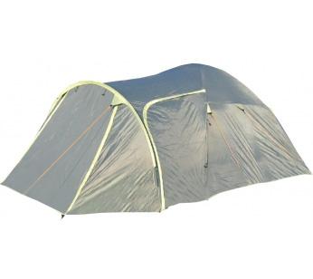 Вейл-2 (Vail 2)палатка (KHAKI 517/ YELLOW 409)Палатки<br>Комфортная и универсальная палатка Campus <br>VAIL 2 для 2-х человек. Палатка обладает устойчивой <br>конструкцией и просторным тамбуром с боковым <br>входом, подойдет для велотуризма и походов. <br>Палатка проста в установке. Все швы проклеены.<br><br>Сезон: лето