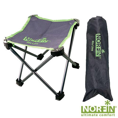 Стул Складной Norfin Askim Nf Alu МиниСтулья, кресла<br>Складной мини-стул идеально подходит для <br>того, чтобы брать его с собой в экспедицию, <br>поход, рыбалку. Очень компактен, ножки стула <br>разбираются и складываются. Выполнен из <br>авиационного алюминия и ультрапрочной <br>ткани, поэтому может выдерживать вес до <br>120 кг. Особенности: - габариты 20х20х20,5 см; <br>- размер в сложенном виде 30х7х7 см; - максимальная <br>нагрузка 120 кг; - каркас ультралегкий авиационный <br>6063 алюминий.<br><br>Цвет: зеленый<br>Материал: 900D polyester