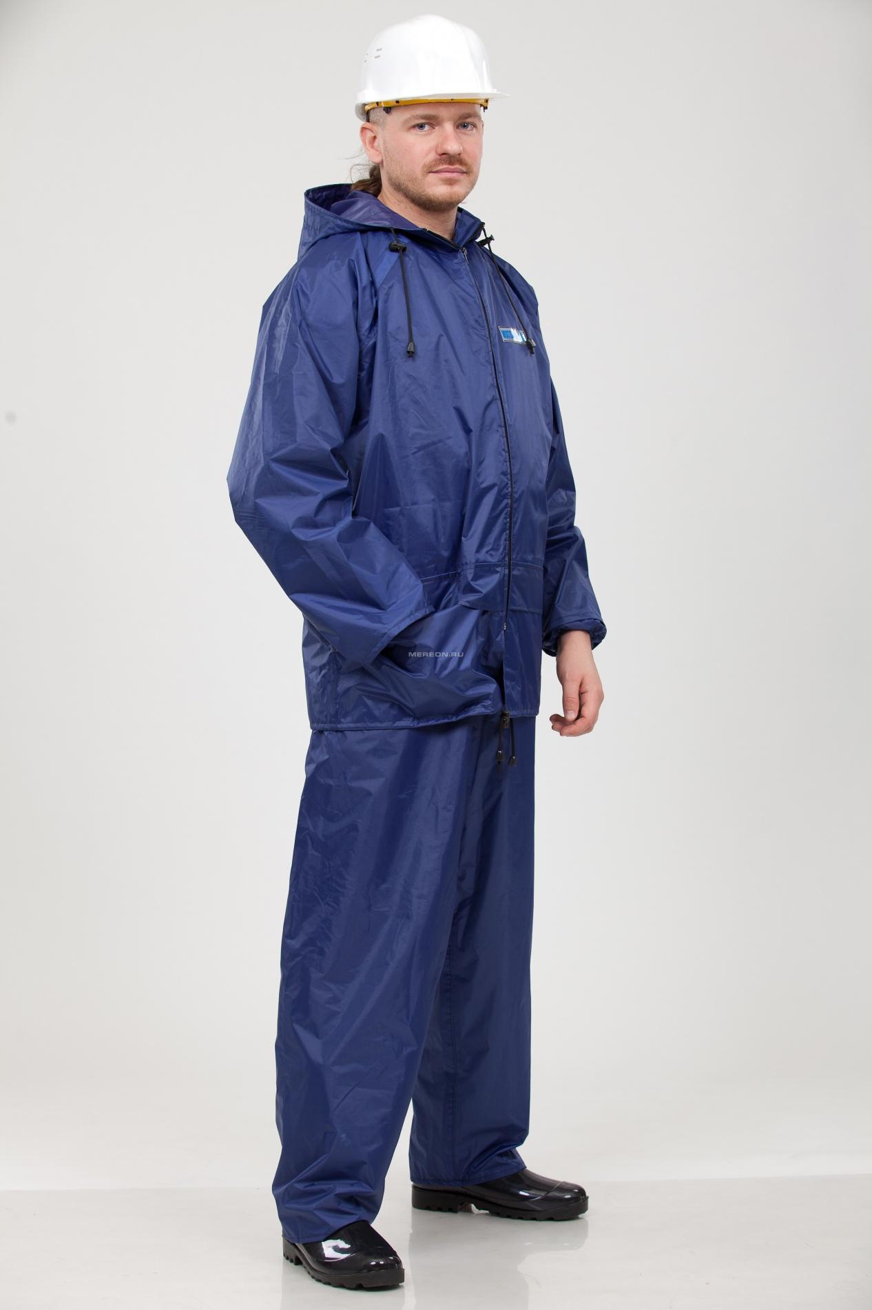 Костюм «Poseidon WPL» нейлоновый т-синий (60-62, Костюмы неутепленные<br>Новая, хорошо продуманная модель костюма. <br>Особенности: 1. Удобная конструкция:костюм <br>состоит из куртки и брюк. Курта с застежкой <br>на молнии, клапаном против ветра, капюшоном, <br>двумя карманами с клапанами, манжетами <br>на рукавах 2. Ткань: костюм изготовлен из <br>прочной плащевой ткани с ПВХ покрытием. <br>Вес ткани — 200 гр./метр.кв. Водоупорность <br>ткани не менее 5000 мм водяного столба. Ткань <br>экологична и соответствует европейскому <br>стандарту по содержанию вредных веществ <br>EN 71 PART3. 3. Проклеенные швы: все швы костюма <br>загерметизированы специальной лентой. <br>4. Яркие цвета: костюм выпускается в черном, <br>синем, зеленом, желтом , ярко-оранжевом флуоресцентном, <br>ярко-лимонном флуоресцентном цветах. Цену <br>на р-р 60-62 уточняйте у менеджеров-консультанов.<br><br>Пол: мужской<br>Размер: 60-62<br>Рост: 182-188<br>Сезон: демисезонный<br>Цвет: синий