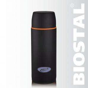 Термос Biostal Спорт NBP-750C 0,75л (узкое горло, Термосы<br>Легкий и прочный Сохраняет напитки и горячими <br>или холодными долгое время Изготовлен из <br>высококачественной нержавеющей стали С <br>защитным матовым покрытием С крышкой-чашкой <br>и дополнительной пластиковой чашкой Характеристики: <br>Объем: 0,75 литра Высота: 22,9 см Диаметр: 8,9 <br>см Вес: 550 грамм Размеры упаковки: 9,5см x 9,5см <br>x 24см<br>