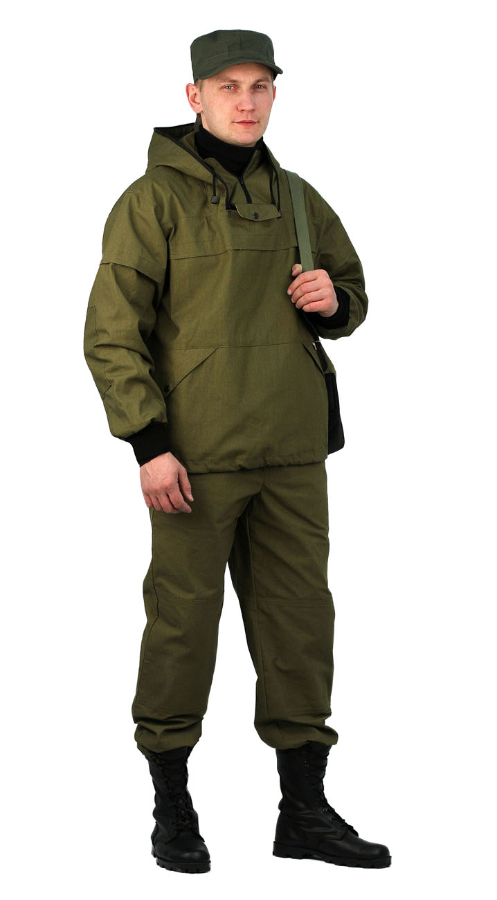 Костюм противоэнцефалитный-2 летний, палатка Костюмы противоэнцефалитные<br>Костюм состоит из куртки и брюк Куртка <br>- с регулируемым капюшоном , - со съемной <br>вставкой из противомоскитной сетки на молнии, <br>- с накладными карманами с клапаном на кнопках. <br>- складки-ловушки на груди и рукавах - рукава <br>с трикотажными напульсниками. - с налокотниками. <br>- низ куртки на эластичной резинке с фиксатором <br>Брюки - прямые с эластичной лентой в притачном <br>поясе со шлевками, - складки-ловушки над <br>наколенниками - с верхними внутренними <br>карманами на кнопках. - с эластичным шнуром <br>на фиксаторе по низу брюк. - с наколенниками<br><br>Пол: мужской<br>Размер: 44-46<br>Рост: 170-176<br>Сезон: лето<br>Цвет: оливковый