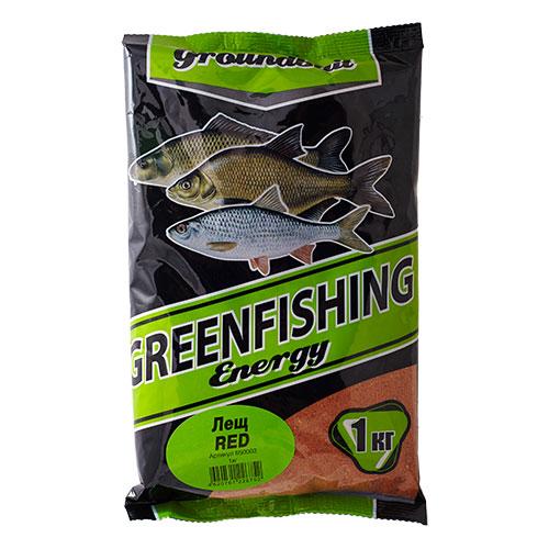 Прикормка Gf Energy Лещ Red 1.000КгПрикормки<br>Прикормка GF Energy ЛЕЩ Red 1.000кг пакет 1кг/ароматика: <br>специализированная/цвет: красный «Greenfishing <br>Energy»- новая серия первоклассной прикормки <br>от Компании «Энергия», созданная по оригинальному <br>рецепту, с использованием только лучших <br>ингредиентов от ведущих производителей <br>РФ и Европы. Это тяжелая прикормка с мелкой <br>и средней фракцией, ароматы и цвет ярко <br>выраженные, очень стойкие за счет использования <br>оригинальных технологий и современного <br>оборудования, выходит в виде целевых прикормок, <br>в каждой из которых тщательным образом <br>подобран состав, цвет и аромат к тому или <br>иному виду рыб и условиям ловли. Состав: <br>Бисквит, лен, конопля, кукуруза, злаковые, <br>сахар, соль, утяжелитель, куркума, специи, <br>пеллетс, пищевой краситель, ароматизаторы.<br><br>Сезон: лето