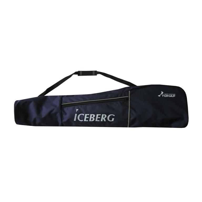 Чехол для ледобура ICEBERG-130Аксессуары для Ледобуров<br>Чехол для ледобура ICEBERG-130 R (подходит для <br>моделей EURO, Siberia, Arctic) выполнен из современного <br>высокопрочного материала, стойкого к истиранию <br>(Oxford 600D). Очень удобный, имеет карман на молнии <br>для рыболовных снастей. Длина изделия — <br>120см.<br>