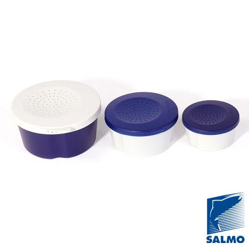 Коробки Рыболовные Для Наживки Live Bait 110Х56,90Х45,70Х35 Коробки, кейсы<br>Коробки рыболов. для наживки Salmo LIVE BAIT 110х56,90х45,70х35 <br>набор разм. 110х56,90х45,70х35мм/набор Удобный <br>набор из трёх коробочек с вентиляционными <br>отверстиями для живой наживки.<br><br>Сезон: Летний
