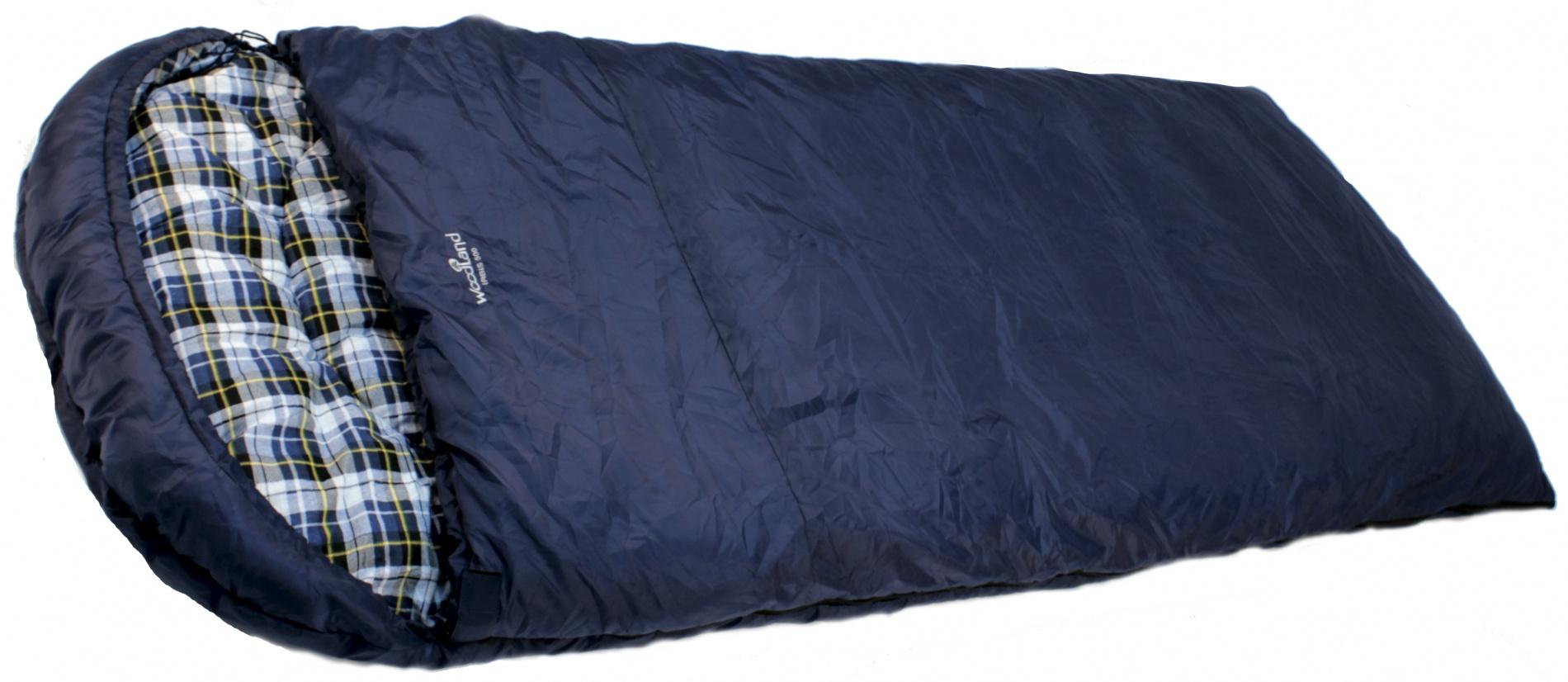 Спальный мешок Woodland IRBIS 400 R спальный мешок woodland berloga 400 r правосторонняя молния цвет хаки
