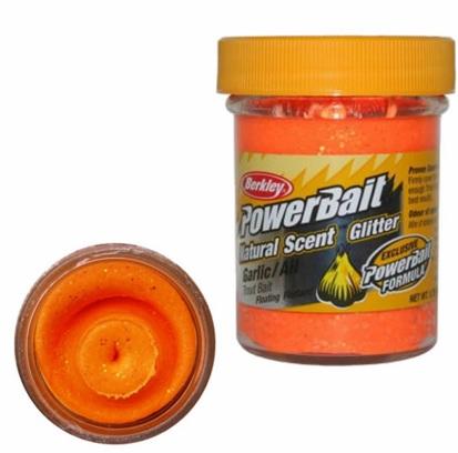 Паста форелевая Berkley NATURAL SCENT TROUT BAIT 50gr GARLIC Насадки<br>Паста имеет запах и вкус, которые так нравятся <br>форели! Проверено при ловле в различных <br>условиях. - Аромат PowerBait - натуральные запахи <br>- исключительно эффективная приманка - мощный <br>аттрактант<br>