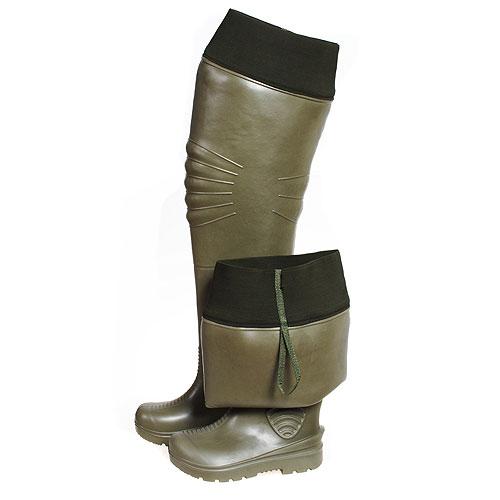 Сапоги Болотные Эва (40-41, 501-4041)Болотные сапоги<br>Сапоги болотные ЭВА • Сохраняют форму <br>и не деформируются • Мягкие, можно стоять <br>на коленях при рыбылке, сгибать ноги под <br>разным углом, менять наклон • Легкие, не <br>отяжеляют ногу • Сохраняют вентиляцию <br>- благодаря удержанию формы • Не скользят <br>- в отличие от изделий из резины, у данных <br>сапог прекрасное сцепление с любой, даже <br>самой скользкой поверхностью • Компактные: <br>можно легко сложить и убрать в рюкзак, сумку <br>• Идеальный вариант для холодного климата, <br>особенно в межсезонье, укомплектованы резинкой-затяжкой, <br>плотно держатся на ноге •Резинка предотвращает <br>попадание воды и снега в сапог.<br><br>Пол: мужской<br>Размер: 40-41<br>Сезон: все сезоны<br>Цвет: оливковый