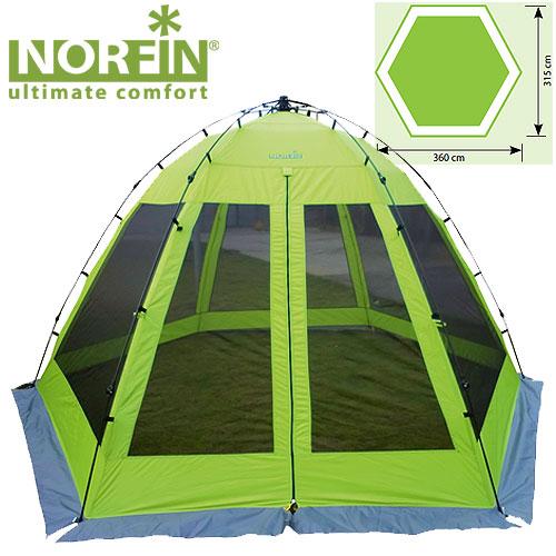 NORFIN Тент-Шатер Автоматический Lund Nf NF-10802