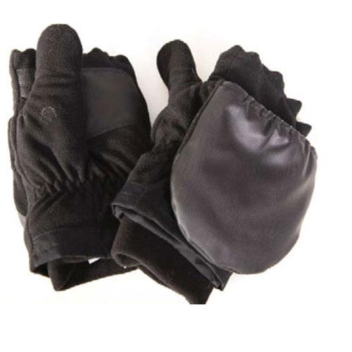 Перчатки-Варежки Norfin CoverПерчатки-варежки<br>Перчатки-варежки Norfin COVER р.L разм.L/мат.полиэстер/варежки <br>отстег. Перчатки теплые с утеплителем Thinsulate.<br><br>Пол: мужской<br>Размер: L<br>Сезон: зима<br>Цвет: черный