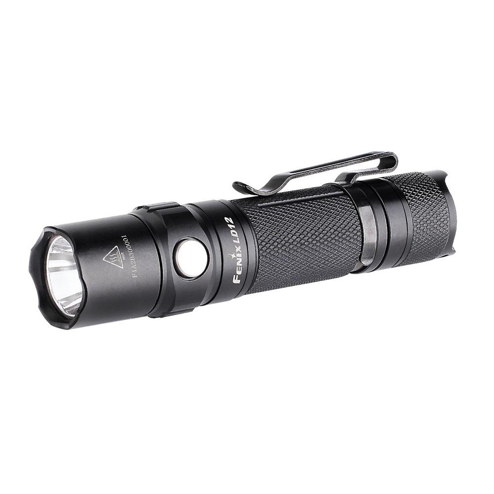 Фонарь Fenix LD12 XP-G2 R5 (2017) налобный фонарь 2015 fenix hl23 cree xp g2 r5 150