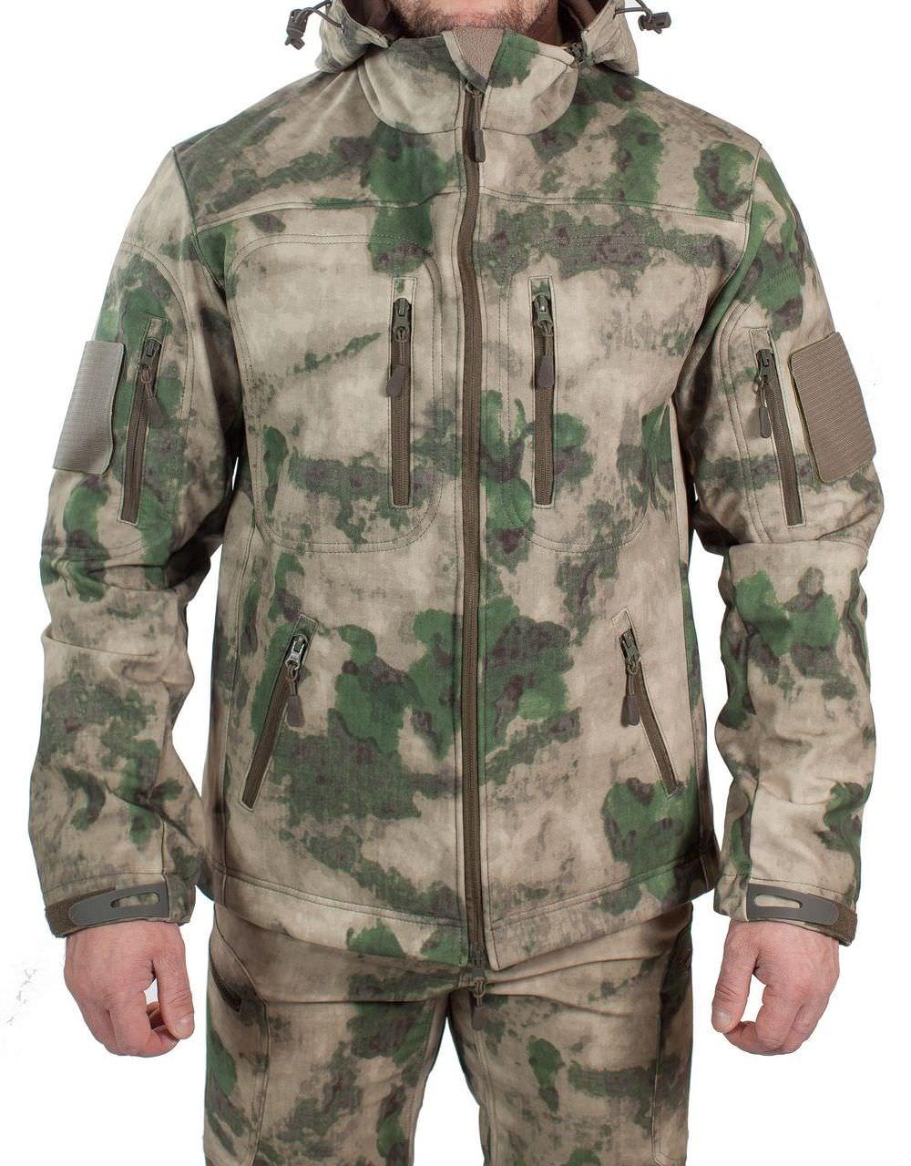 Куртка МПА-26-01 КМФ (софтшелл, мох), Magellan (500261061) Куртки софтшелл (Softshell)<br>Куртка МПА-26-01 предназначена для поддержания <br>комфортной температуры тела в холодное <br>время года при активной физической деятельности, <br>при ветре и дожде. Эффективно отводит пар <br>от тела, не пропускает влагу извне. ХАРАКТЕРИСТИКИ <br>ЗАЩИТА ОТ ХОЛОДА ЗАЩИТА ОТ ДОЖДЯ И ВЕТРА <br>ДЛЯ ИНТЕНСИВНЫХ НАГРУЗОК ДЛЯ АКТИВНОГО <br>ОТДЫХА ТОЛЬКО РУЧНАЯ СТИРКА МАТЕРИАЛЫ СОФТШЕЛЛ <br>ФЛИС МЕМБРАНА<br><br>Пол: мужской<br>Размер: 44<br>Рост: 176<br>Сезон: демисезонный<br>Цвет: зеленый<br>Материал: мембрана