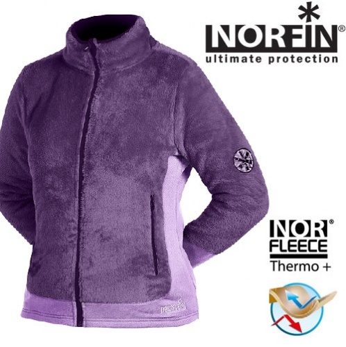 Куртка Флисовая Norfin Women Moonrise Violet