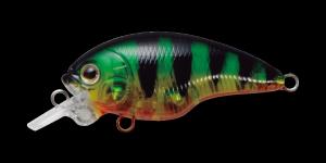 Воблер MARIA MC-1 Crank 45 DR плав., 45мм, 6,2г, до 2м, Воблеры<br>Серия дип воблеров с заглублением до 2м. <br>Может использоваться для активного поиска <br>рыбы, удобен для ловли на границе подводных <br>зарослей.<br>