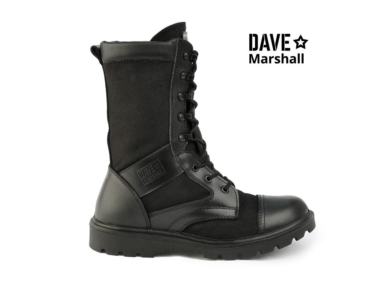 Ботинки кожаные облегченные с высокими Берцы<br><br><br>Пол: мужской<br>Размер: 40<br>Сезон: лето<br>Цвет: черный
