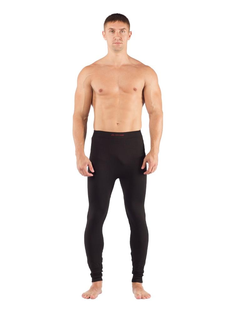 Штаны мужские Lasting Ateo, черныеКальсоны<br>Описание штанов Lasting Ateo: Мужские бесшовные <br>термоштаны анатомического кроя. В состав <br>материала входит 97% силтекса (полипропилен), <br>3% еластана, эта смесь обеспечивает быстрое <br>испарение пота и идеальную сухость Вашей <br>кожи во время занятий спортом или другой <br>подвижной деятельностью, а также улучшает <br>вентиляцию тела. Материал отлично растягивается. <br>Белье имеет анатомически расположенные <br>зоны в местах повышенной потливости. Всесезонное <br>термобелье, которое прекрасно подойдет <br>для спорта (бег, тренажерный зал т.д.), для <br>катания на лыжах, а также для альпинизма. <br>Особенности: - мужское термобелье - тонкий <br>плоский шов - двухслойная кулирная вязка <br>- быстро сохнет - защитная зона - предотвращает <br>ускоренный износ в местах повышенной подвижности <br>- бесшовная вязка* Применение: треккинг, <br>зимние виды спорта, альпинизм, занятия спортом <br>Материалы: 97% силтекс (полипропилен), 3% эластан(Lycra)Рекомендуется <br>покупать в комбинации с термофутболкой <br>Apol Таблица размеров мужского (unisex) термобелья <br>Lasting Размер M L XL XXL Рост 165 - 170 171 - 175 176 - 180 181 <br>- 185 Обхват груди 92-96 96-104 104-108 108-112 Обхват <br>талии 84-90 91-96 97-103 104-110 Обхват бедер 90-94 94-98 <br>98-104 104-108 Длина штанины 100 103 107 110<br>