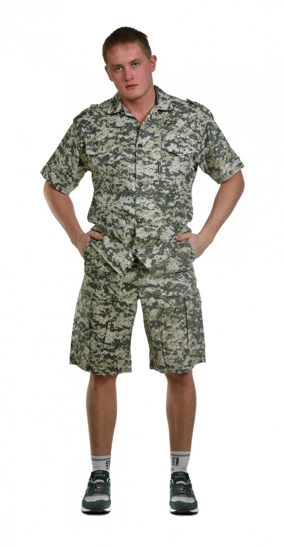 Шорты мужские Сафари 100% хлопок (52-54, 170-176)Шорты<br>Легкие мужские шорты для отдыха на природе. <br>Ткань 100% хлопок (бязь). Плотность 135г/кв.м. <br>5 карманов<br><br>Пол: мужской<br>Размер: 52-54<br>Рост: 170-176<br>Сезон: лето<br>Материал: хлопок