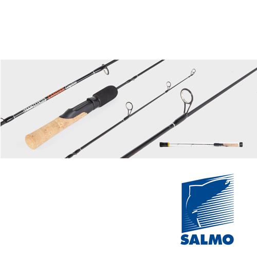 Удилище Зимнее Team Salmo Zander 60СмУдочки зимние<br>Удилище зим. Team Salmo ZANDER 60см дл.60см/бланк <br>углевол./рукоят.пробк.+EVA/кольца DYNAFLO/футляр+пласт.тубус <br>Одночастная специализированная удочка <br>повышенной жёсткости для ловли судака на <br>блесны, балансиры и другие объемные приманки <br>с бланком из цельного высокомодульного <br>графита. Удочка очень чувствительная - все <br>движения приманки и поклёвки отлично передаются <br>в руку. Бланк укомплектован надёжными <br>кольцами и тюльпаном Dynaflo. Комбинированная <br>рукоятка из пробки класса AAA и материала <br>EVA оборудована тёплым катушкодержателем, <br>который не будет холодить руку и позволит <br>сделать ловлю ещё более комфортной. На хлыстике <br>имеется скоба для крепления приманок. Комплектуется <br>чехлом и пластиковым тубусом.<br><br>Сезон: зима
