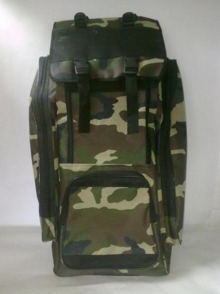 Камуфляжные рюкзаки чемоданы kikas