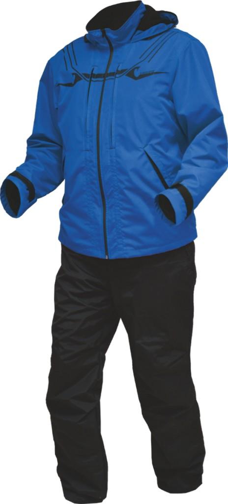 Костюм ХСН САЗАН демисезонный (С204-1) (Синий/черный, Костюмы утепленные<br><br><br>Пол: мужской<br>Размер: 54 - 56 / 176<br>Сезон: демисезонный<br>Цвет: синий