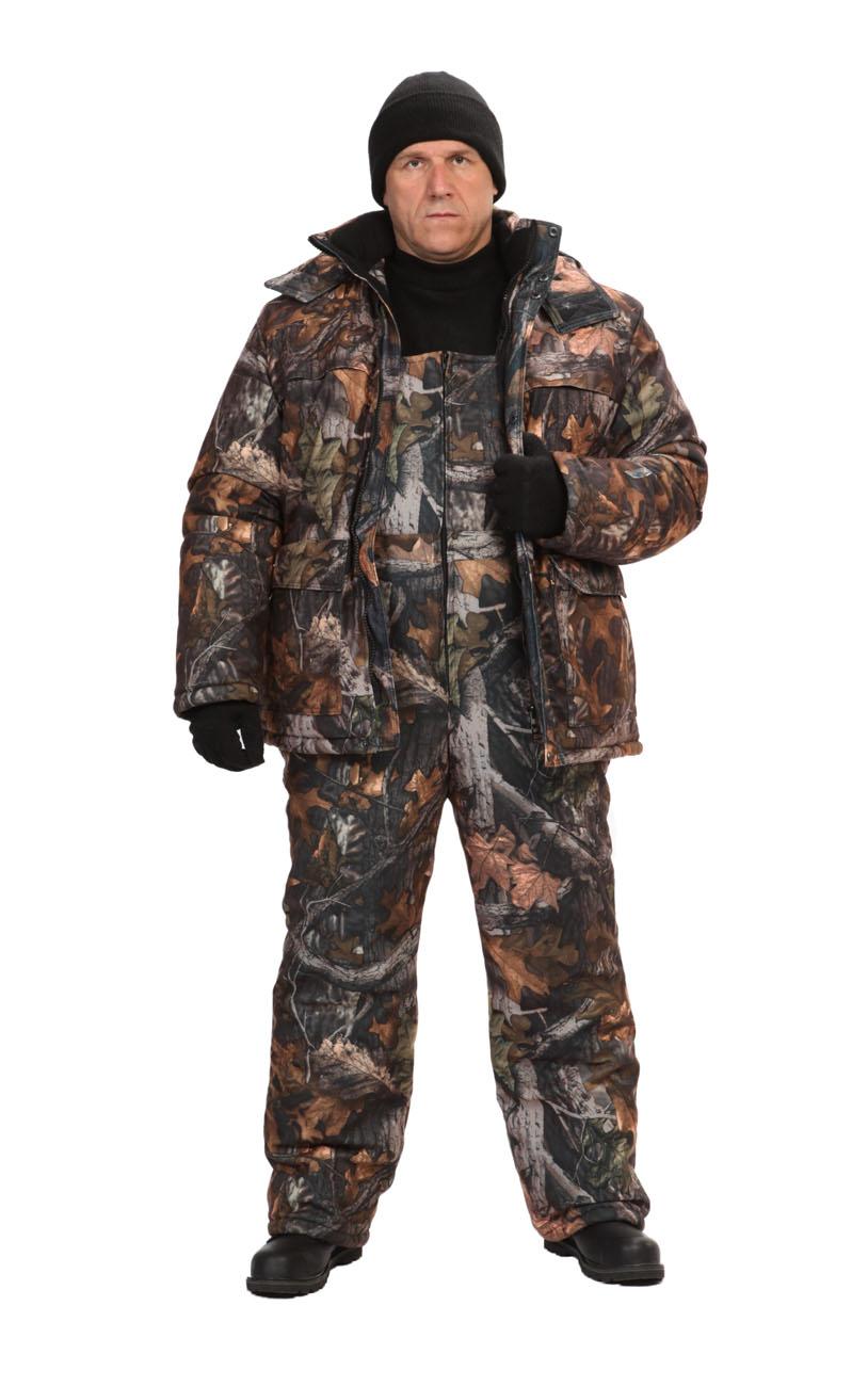 Костюм мужской Вепрь демисезонный кмф Костюмы утепленные<br>Камуфлированный универсальный демисезонный <br>костюм для охоты, рыбалки и активного отдыха <br>при средних температурах. Состоит из удлиненной <br>куртки и полукомбинезона. Куртка: • Центральная <br>застежка на молнии с ветрозащитной планкой <br>на липучке. • Отстегивающийся и регулируемый <br>капюшон. • Регулируемая кулиса по линии <br>талии. • Нижние и верхние многофункциональные <br>накладные карманы с клапанами на липучке <br>. • Усиление в области локтей. • Внутренние <br>трикотажные манжеты по низу рукавов. Полукомбинезон: <br>• Высокая грудка и спинка. • Центральная <br>застежка на молнию. • Талия регулируется <br>эластичной лентой. • Регулируемые бретели, <br>• Верхние боковые карманы<br><br>Пол: мужской<br>Размер: 56-58<br>Рост: 182-188<br>Сезон: демисезонный<br>Цвет: серый<br>Материал: Алова (100% полиэстер) пл. 225 г/м.кв - трикот.полотно