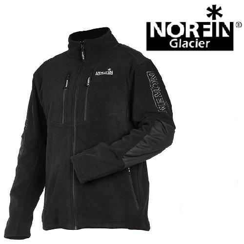 Куртка Флисовая Norfin Glacier (M, 477002-M)Куртки флисовые<br>Куртка флис. Norfin GLACIER 01 р.S разм.S/мат.полиэстер <br>Теплая и комфортная куртка свободного кроя. <br>Рекомендуется для активного отдыха на природе <br>и ежедневной носки. Высокий воротник – <br>удачное дополнение для защиты шеи в прохладное <br>время года. Куртку можно использовать как <br>утеплительный слой, одеваемый под зимний <br>костюм. КУРТКА: • Высокий воротник, • Фиксатор, <br>стягивающий низ куртки, • Передняя застежка-молнияYKK, <br>• Два боковых кармана, • Нагрудный карман, <br>• Свободный крой Материал:NORfleece Thermo(100% <br>полиэстер)<br><br>Пол: мужской<br>Размер: M<br>Сезон: демисезонный<br>Цвет: черный