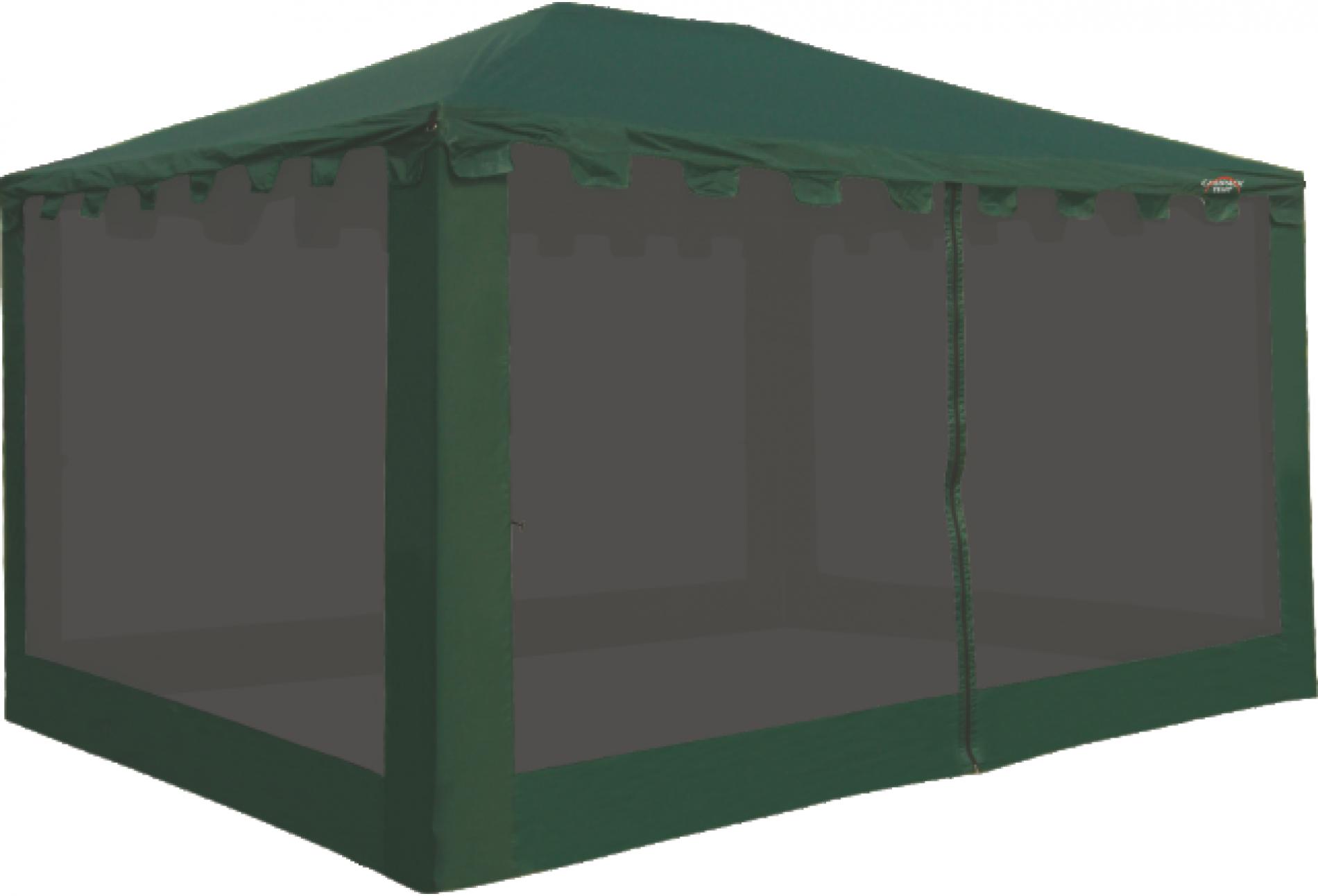 Тент CAMPACK-TENT G-3401Тенты<br>Самая большая модель в G-серии. 4 на 3 метра. <br>В 2013 году получила усиленный каркас из труб <br>с толщиной стенки 0,8 мм. Два входа обеспечивают <br>комфортное использование, москитная сетка <br>защищает от надоедливых насекомых. Ткань <br>тента: 190T P. Taffeta PU 3000MM Сетка: No-See-Um Mesh Стойки: <br>Сталь 25 мм, 19 мм, 16 мм<br>
