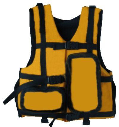Жилет спасательный Каскад-2 р.48-52 (оранж.)Спасательные жилеты<br>Описание модели: Предназначен для использования <br>при проведении работ на плавсредствах, <br>для водных видов спорта, рыбалки, охоты. <br>Жилет является индивидуальным страховочным <br>средством, регулируется по фигуре человека <br>при помощи системы строп. Оснащен воротником, <br>светоотражающими полосами, свистком Ткань <br>верха: Oxford Внутренняя ткань: Taffeta Наполнитель: <br>плавучий НПЭ. Размер: 48-52 Цвет: оранжевый <br>Застежка: фастекс / пластик Рекомендуемый <br>вес на человека не более (по размерам): 48-52 <br>- 80кг<br>