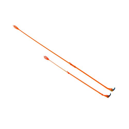 Сторожок Whisker Click Combi B 2,0/40См Тест 0,25-6,0ГСторожки<br>Сторожок WHISKER Click combi B 2,0/40см тест 0,25-6,0г Посадочный <br>диаметр коннектора 1,5мм/длина 40см/тест 0,25-6,0г <br>Регулируемый кивок, предназначенный для <br>ловли с глухой оснасткой на мормышку весом <br>0,25-1гр., на стоячей воде с глубиной 0,5-4 метра. <br>Регулировка рабочей длины кивка производится <br>в районе середины бланка, увеличивая грузоподъемность <br>кивка до 4 гр. В коннекторе и бланке кивка <br>имеются отверстия и колечки для пропуска <br>лески. Коннектор содержит эксцентричный <br>зажимной механизм с защёлкой, позволяющий <br>надежно зафиксировать кивок на хлысте удилища <br>без риска его поломки. Яркая окраска и ветроустойчивое <br>перо на конце кивка делают кивок замечательно <br>заметным на любом фоне. Рекомендуется применять <br>с самозажимным мотовилом «Whisker». Посадочный <br>диаметр коннектора 2 мм.<br><br>Сезон: лето
