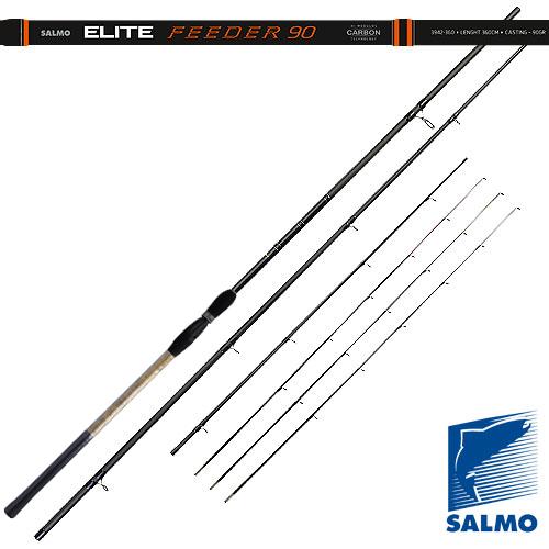 Удилище Фидерное Salmo Elite Feeder (3947) 90 3.60 3942-360