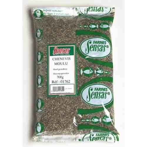 Добавка В Прикормку Sensas Hemp Grille 0.7КгГрунты, глины и ингредиенты<br>Добавка в прикормку Sensas HEMP GRILLE 1кг конопля <br>молотая жареная/10-15% от объема/уп.1кг. Жареные <br>семена конопли, отличная добавка при ловле <br>плотвы. Добавлять в смесь 10-15% от объема <br>вашей прикормки.<br><br>Сезон: лето