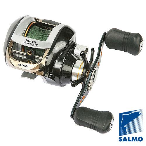 Катушка Мультипликаторная Salmo Elite Venture 630 M4630