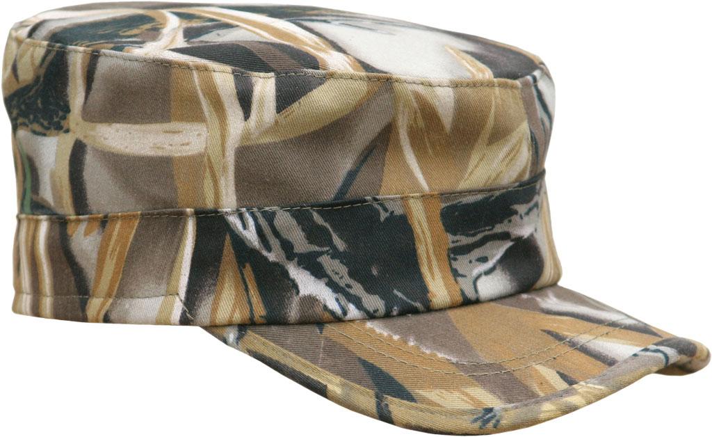 Кепи ХСН НАТО (977-3) (Камыш, 61, 977-3)Кепки<br>Кепи отлично подойдет для ношения летом. <br>Выполнена из смесовой ткани, с пластиковым <br>козырьком.<br><br>Пол: мужской<br>Размер: 61<br>Сезон: лето<br>Цвет: коричневый<br>Материал: Хлопкополиэфирная ткань