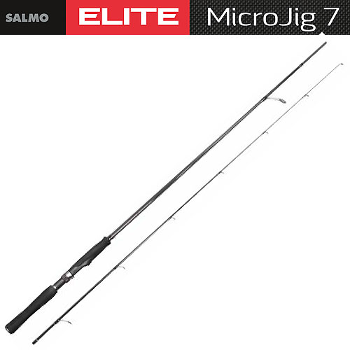 Спиннинг Salmo Elite Micro Jig 07 2.40Спинниги<br>Удилище спин. Salmo Elite MICRO JIG 07 2.40 дл.2.40м/тест <br>1-7г/130г Серия спиннинговых удилищ быстрого <br>строя для ловли на мелкие джиг-приманки <br>класса Ultra Light. Бланки выполнены из графита <br>IM7 с установкой на них облегченных колец <br>на высоких ножках со вставками SIC, по новой <br>концепции. Отличная балансировка, особочувствительная <br>цельная графитовая вершинка не позволят <br>остаться незамеченными даже самые деликатные <br>поклевки. Рукоятка спиннингов из материала <br>EVA укомплектована катушкодержателем оригинальной <br>конструкции. Материал бланка удилища – <br>углеволокно (IM7) Строй бланка быстрый Класс <br>спиннинга L Конструкция штекерная Соединение <br>колен типа OVER STEEK Кольца пропускные : – облегченное <br>одноопорное – со вставками SIC – с расстановкой <br>по новой концепции Рукоятка: – EVA Катушкодержатель: <br>– винтового типа Проволочная петля для <br>закрепления приманок<br><br>Сезон: лето