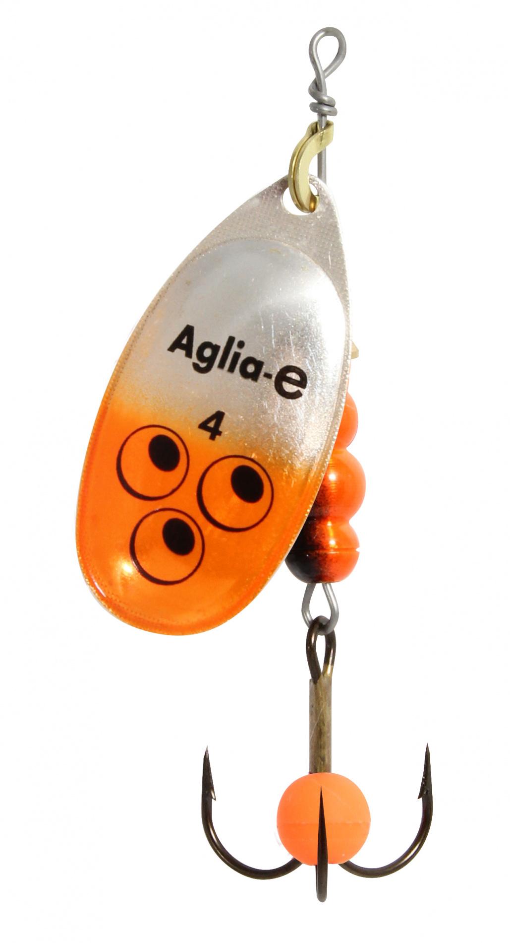 Блесна вращ. MEPPS Aglia E блистер №4 Orange BrightБлесны<br><br>