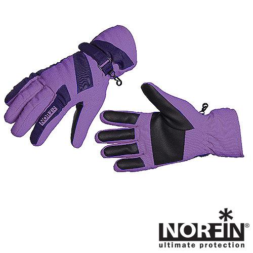 Перчатки Norfin Women Windstoper Violet 705066