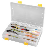 Коробка под аксессуары SPRO HARDBAITS BOX XL 355x240x62mmКоробки для приманок<br><br>