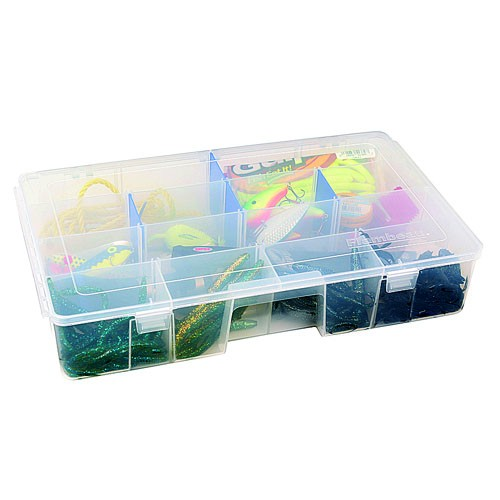 Коробка Рыболовная Пласт. Flambeau 7004R Tuff Tainer • Zerust