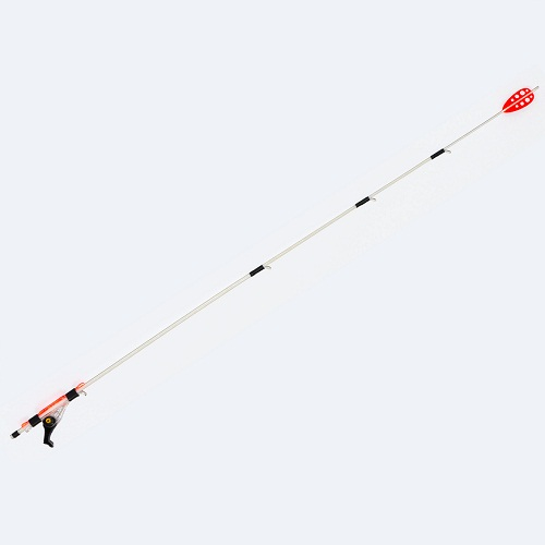 Сторожок Whisker Pro Click 1,5 35См/тест 0,8ГСторожки<br>Сторожок WHISKER PRO Click 1,5 35см/тест 0,8г Посадочный <br>диаметр коннектора 1,5мм/дл.35см./тест 0,8гр. <br>Сторожок Whisker Pro click 1,5 35см 0,8гр - регулируемый <br>кивок для ловли рыбы в условиях стоячей <br>воды с небольшим ветром или слабого течения, <br>на мормышки весом 0,6 - 1,5 гр. Оптимален для <br>глубин до 4 метров. Регулировка рабочей <br>длины кивка производится в районе коннектора, <br>увеличивая грузоподъемность кивка. Коннектор <br>содержит эксцентричный зажимной механизм <br>с защёлкой, позволяющий надежно зафиксировать <br>кивок на хлысте удилища без риска его поломки. <br>Ветроустойчивое яркое перо на конце кивка <br>делают кивок замечательно заметным на любом <br>фоне. Рекомендуется применять с самозажимным <br>мотовилом Whisker. Посадочный диаметр коннектора <br>1,5 мм.<br><br>Сезон: лето