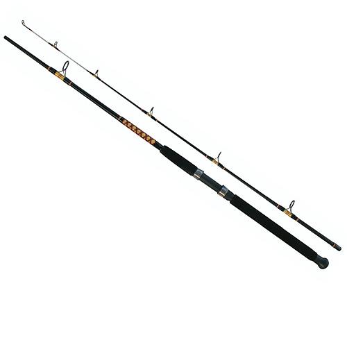 Удилище Троллинговое Salmo Power Stick Trolling Spin Удилища троллинговые<br>Удилище трол. Salmo Power Stick TROLLING SPIN 2.40/HX (дл.2.40м/тест <br>50-100г/строй MF/кл.HX/415г/2ч./дл.тр.125см) Мощное <br>троллинговое удилище средне-быстрого строя <br>для ловли крупной рыбы троллингом. Бланк <br>удилища изготовлен из композита, с врощенной <br>прозрачной стеклопластиковой вершинкой. <br>Чувствительная вершинка четко реагирует <br>на работу приманки в глубине. Он способен <br>выдерживать нагрузки, сгибающие его при <br>вываживании рыбы до отрицательных углов.Крепление <br>колен удилища по типу Over Steek. Бланк укомплектован <br>усиленными кольцами со вставками SIC ,удобной <br>неопреновой рукояткой с надежным катушкодержателем <br>винтового типа. • Удилище POWER STICK • Материал <br>бланка удилища – композит • Строй бланка <br>средне-быстрый • Класс спиннинга HX • Конструкция <br>штекерная • Соединение колен типа OVER STEEK <br>Кольца пропускные: – усиленные двухопорные <br>– со вставками SIC – с расстановкой по классической <br>концепции • Рукоятка неопреновая эргономическая <br>• Катушкодержатель винтового типа • Дополнительное <br>усиление бланка у рукоятки<br><br>Сезон: лето