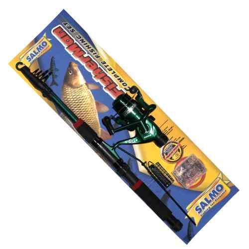 Удочка-Комплект Поплавочная С Кольцами Удилища поплавочные<br>Удочка-компл. попл. с кол. Fisherman TELE DONKA 2.1 <br>дл.2.10м/тест 5-20г/строй MF/285г/4cекц./дл.тр.65см <br>Телескопическое удилище среднего строя <br>из облегченного стекловолокна. Верхний <br>хлыстик имеет дополнительное разгрузочное <br>кольцо. Бланк оснащен пропускными кольцами <br>со вставками SIC, с паяным креплением к верхнему, <br>усилительному, кольцу каждого колена. На <br>рукоятке установлен винтовой катушкодержатель.<br><br>Сезон: лето