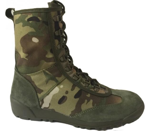 Ботинки Бутекс 12222 Кобра, камуфляж (44)Ботинки для активного отдыха<br>Идеально подойдут для людей, которые выбирают <br>активный образ жизни. Легкие, будут актуальны <br>для ношения во время весеннего-летнего <br>сезона. Особенности: - металлический супинатор; <br>- глухой клапан, предохраняющий ногу от <br>воздействий окружающей среды; - система <br>скоростной шнуровки; - задник и подносок <br>сделаны из термопластического материала; <br>- удобный в эксплуатации мягкий кант; - подкладка <br>изготовлена из гипоаллергенной ламинированной <br>сетки; - амортизирующая вставка в пяточной <br>части.<br><br>Пол: мужской<br>Размер: 44<br>Сезон: лето<br>Цвет: камуфляжный<br>Материал: велюр