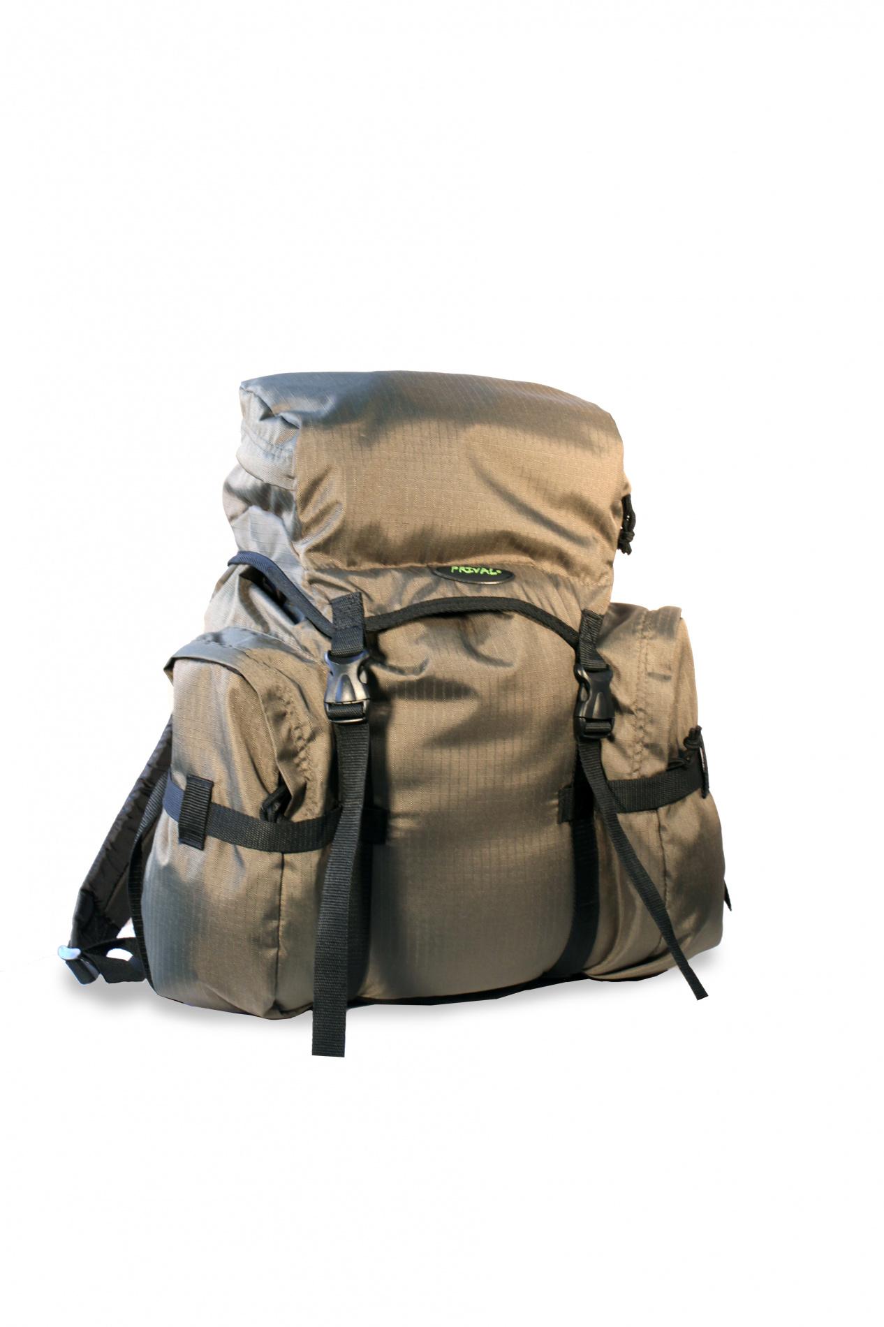 """Рюкзак Кузьмич PRIVAL 45л (хаки)Рюкзаки<br>Многофункциональный легкий и компактный <br>рюкзак """"Кузьмич"""" предназначен для туристов, <br>охотников и рыболовов. Удобная конструкция <br>делает его практичным и надежным, а компактность <br>и относительная простота обеспечивает <br>хорошую мобильность. Материал рюкзака не <br>впитывает влагу. По бокам """"Кузьмич"""" снабжён <br>двумя большими наружными карманами, обеспечивающими <br>быстрый и удобный доступ к часто используемым <br>предметам. Также рюкзак имеет удобную ручку <br>для переноса и верхний плавающий карман <br>- клапан для мелочей. Назначение: Туризм, <br>рыбалка, охота Число лямок: 2 Тип конструкции: <br>Мягкий Грудная стяжка: Есть Поясной ремень: <br>Есть Боковая стяжка: Нет Клапан: Есть; рюкзак <br>убирается в карман клапана Ткань: Poly Oxford <br>600D PU RipStop; Polyester 1000D Объём, л: 45; 55 Фурнитура: <br>ABS пластик; молнии № 10 Вес, кг: 0,56; 0,7 Цвет: <br>Черный, Камуфляж, Хаки<br><br>Пол: унисекс"""