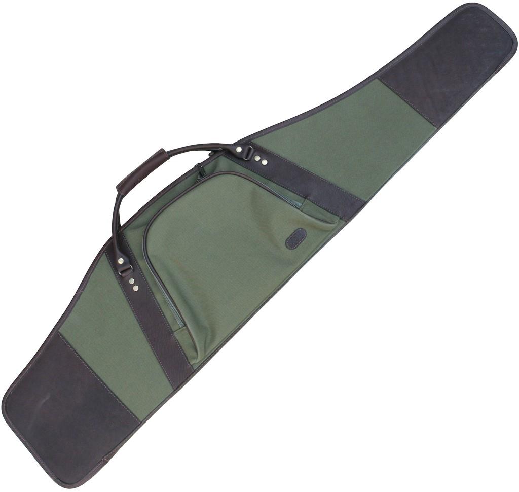 Чехол ружейный ХСН «Хант» с оптикой 120 см Чехлы для оружия<br>Изготовлен из ткани «Авизент» и натуральной <br>кожи. Предназначен для хранения и транспортировки <br>оружия в собранном виде. Есть карман для <br>различного дополнительного снаряжения.<br><br>Пол: мужской<br>Сезон: все сезоны<br>Цвет: хаки<br>Материал: Кожа/ткань