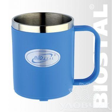 Термокружка Biostal NЕ-200 0,20л (цветной пластик)Кружки, стаканы<br>Артикул: NE-200 Объем: 0,2 литра Высота: 8,3см <br>Диаметр: 7,0см Вес: 74г Размер упаковки: 7,5Х10,0Х9,0см<br>