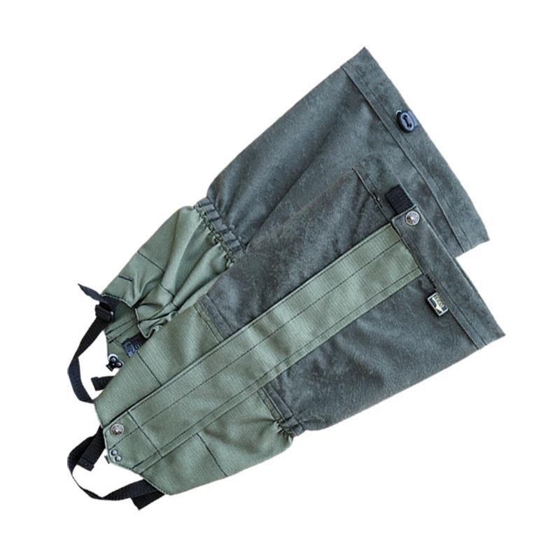 Гетры охотника ХСН (9534-6)Гетры<br>Одеваются поверх ботинок или сапог, предназначены <br>для защиты ног охотника.<br><br>Пол: мужской<br>Сезон: все сезоны<br>Цвет: хаки<br>Материал: мембрана